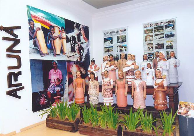 exposição 25 anos da Arunã